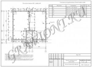 строительные чертежи