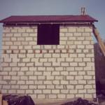 Строительство дома в СНТ