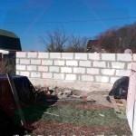 Кладка несущих стен