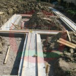 строительство фундамент