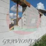 Кладка стен. Несущие конструкции
