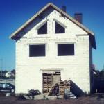 Строительство дома Исаково