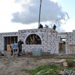 Строительство дома из газосиликата