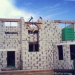Строительство дома п. Малиновка