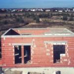 Строительство дома п. Малиновка 2