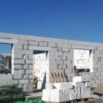 Строительство одноэтажного дома из газосиликата