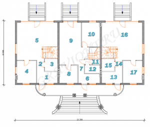 3этажи
