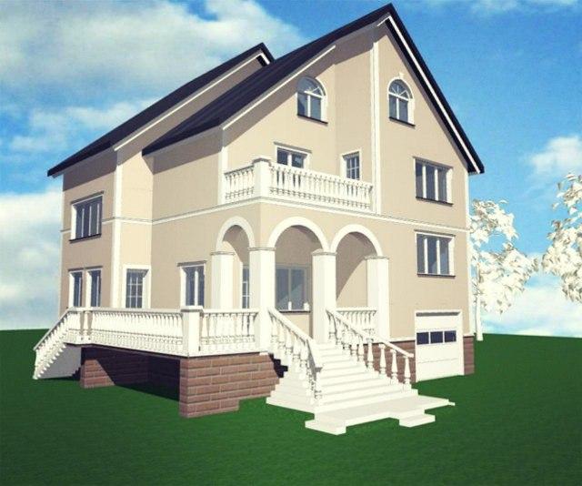 """Проект дома """"Ламия"""""""