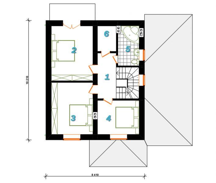 2этажи