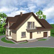 Проект дома Челси